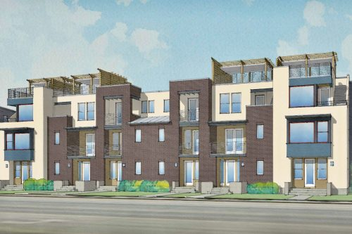 New Townhome Community
