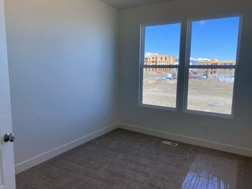 Lot 225 Second Bedroom with Large Windows