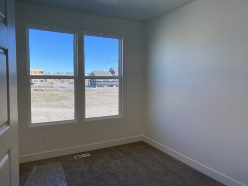 Lot 225 Third Bedroom with Large Windows