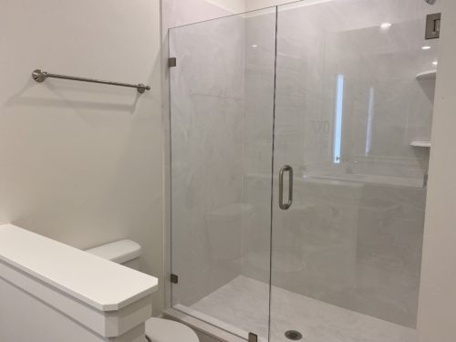 Lot 225 Master bedroom shower suite with 72